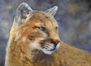Debra Mickelson Cougar