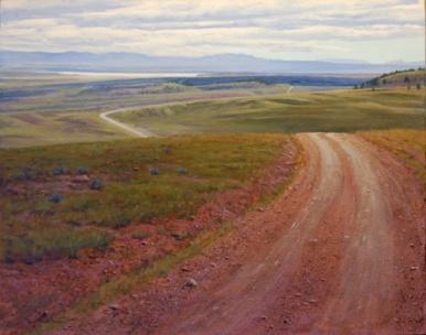 "James Whartman, ""The Scenic Route."""