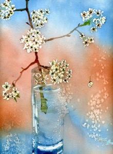 blossomvase