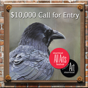 Enter to win some big bucks. Steamboat Art Competition.