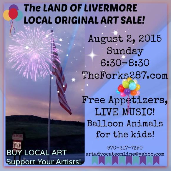 Livermore Art Sale