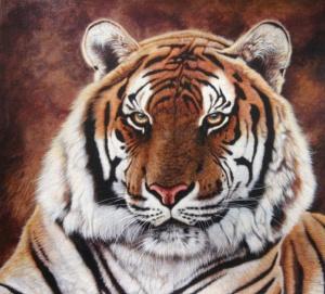 Jacquie Vaux Bengal Tiger-G110